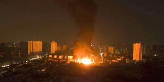 کشته شدن 9  نفر در اثر انفجار نیروگاه برق در چین