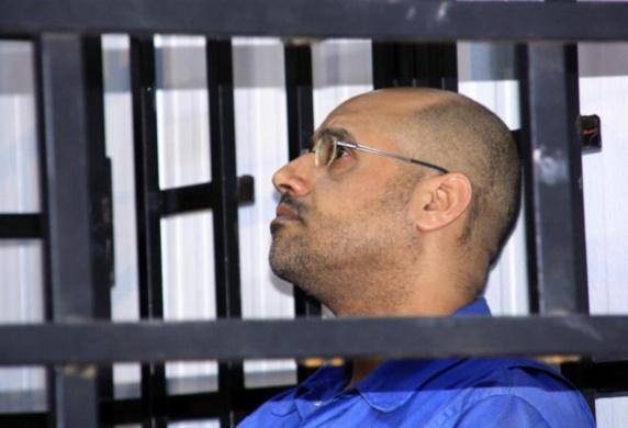 سیف الاسلام قذافی از زندان آزاد شد