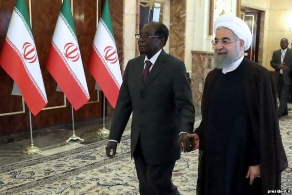 مولوی عبدالحمید زیر سایه رابرت موگابه
