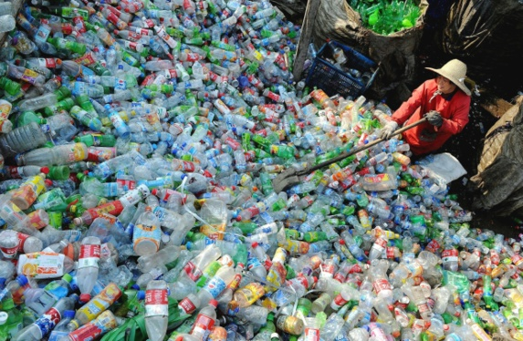 زندگی در سیاره پلاستیکی