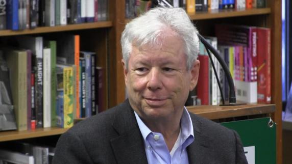 تیلر اقتصاددان آمریکایی برنده جایزه نوبل اقتصاد سال 2017 شد