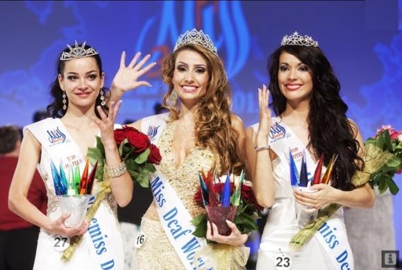 دختر ناشنوای 25 ساله برزیلی ملکه زیبایی سیزدهمین جشنواره ناشنوایان جهان شد