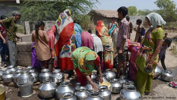 خشکسالی در هند؛ وقتی دیگر باران نمیبارد