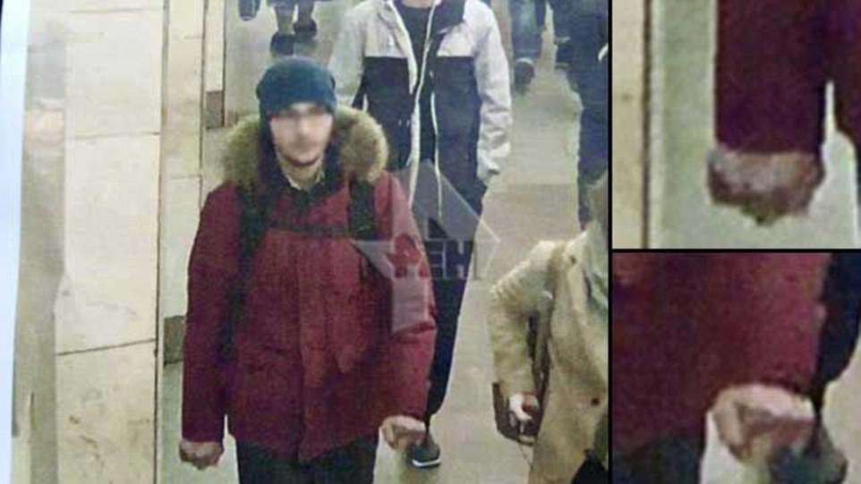 تصاویر/ آیا این مرد مهاجم مترو شهر سنپترزبورگ است؟