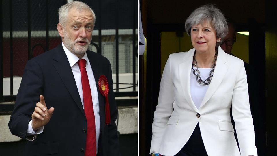 انتخابات بریتانیا - حزب حاکم محافظهکار اکثریت خود را از دست داد