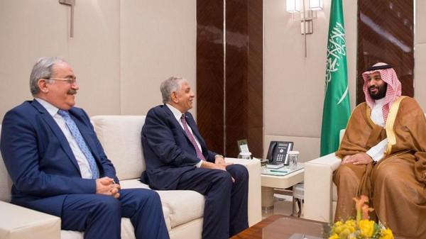 محمد بن سلمان بر تقویت روابط سعودی با عراق تاکید کرد
