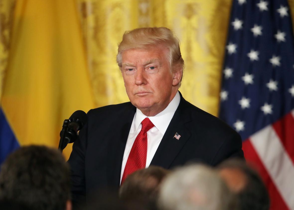 ترامپ: کره شمالی درست عمل نکند، به دردسر خواهد افتاد