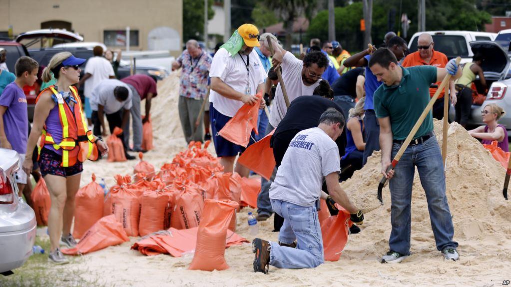 آمادگی فلوریدا برای رویارویی با طوفان ایرما