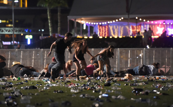 تیراندازی در لاس وگاس دو کشته و ده ها زخمی برجای گذاشت