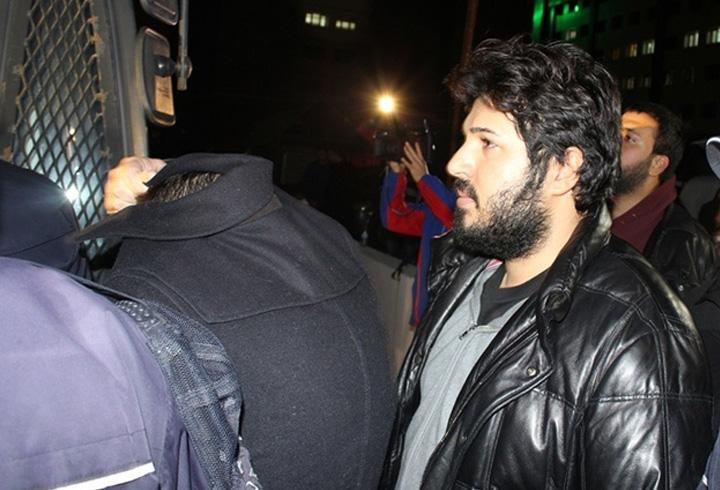 رضا ضراب، تاجر ایرانی به اتهام زیرپا گذاشتن تحریمها در آمریکا بازداشت شد
