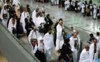 ورود حجاج ایرانی مقیم کشورهای اروپایی،امریکا واسترالیا به عربستان سعودی