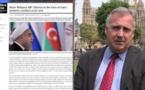 مارک ویلیامز: «سکوت در قبال رفتار وحشیانه ایران باید پایان یابد»