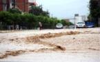 طوفان و سیل شدید در استانهای مازندران و گلستان