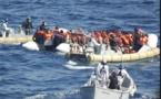 غرق شدن صدها پناهجو درسواحل آبهای لیبی