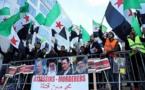 تظاهرات در پاریس، لاهه وبرلین برای متوقف کردن قتلعام مردم حلب