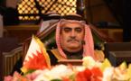 وزیر خارجه بحرین: ایران را به نخستین تهدید امنیتی برای کشورهای منطقه خاورمیانه متهم کرد
