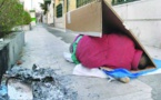 ویدیوی زیر گرفتن کارتن خوابهای مولوی تهران با ماشین شهرداری