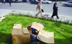 ایران، فیلم تکاندهنده جعفر پناهی از کارتن خوابها و بیخانمانها
