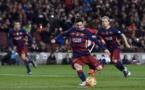 پیروزی فوقالعاده وتماشایی بارسلونا+ویدیو