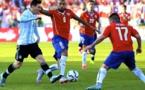 ویدیوی خلاصه بازی آرژانتین 1-0 شیلی