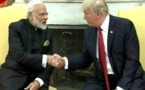 ترامپ: همکاری امنیتی با هند برای آمریکا بسیار پر اهمیت است