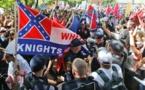 واکنش ترامپ به تنشها در ویرجینیا: نمایش نفرت، نژاد پرستی و خشونت محکوم است