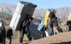 کشتار بی وقفه کولبران کورد توسط نیروی نظامی ایران