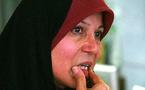 حکم تایید شد،فائزه هاشمی به زندان می رود