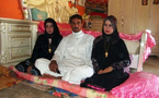 داماد عراقی در یک شب با دو عروس ازدواج کرد