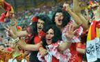 اسپانیا با نتیجه دو بر صفر فرانسه را شکست داد