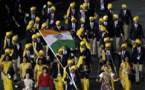 اعتراض کاروان المپیک هند به حضور زن ناشناس در رژۀ افتتاحیه