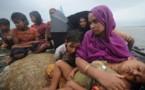 هزاران مسلمان در برمه آواره شدهاند