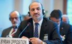 مصاحبه احمد جربا رئیس ائتلاف ملی سوریه با دیلی استار لبنان