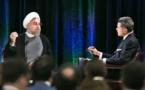 پرسشهای فرید ذکریا وبی پاسخ ماندن سئوالات از سوی حسن روحانی