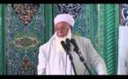 انتقاد شدید اللحن مولانا محمد حسین گرگیج بخاطر حذف نام بلوچستان از مراودات اداری+فیلم