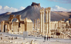 ادامه تخریب آثار تاریخی پالمیرا توسط داعش