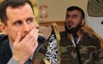 «زهران علوش» دشمن داعش ، توسط روس ها کشته شد