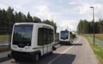 اتوبوس بدون راننده راهی جادههای هلند شد