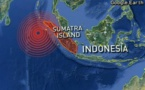 زلزله شدید در اندونزی و اعلام خطر سونامی