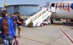 سقوط هواپیمای مسافربری«فلای دبی» امارات در روسیه+فیلم