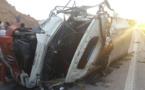 تلفات جانی تصادفات یک روز خوزستان: ۵کشته و ۷ مجروح