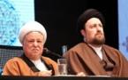 حضور نمایندگان مجلس خبرگان بر سر قبر خمینی وغیاب معنادار نوه اش