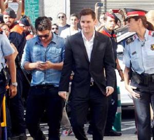 لیونل مسی به 21 ماه زندان محکوم شد