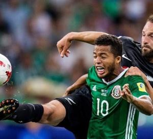 ویدیوی خلاصه بازی نیوزلند و مکزیک