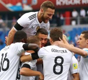 ویدیوی خلاصه بازی آلمان 3 - 1 کامرون