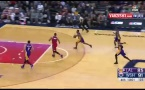 بسکتبال- 5 حرکت دیدنی در NBA