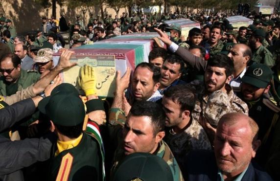 پنج تن دیگر از نیروهای ایران در سوریه کشته شدند