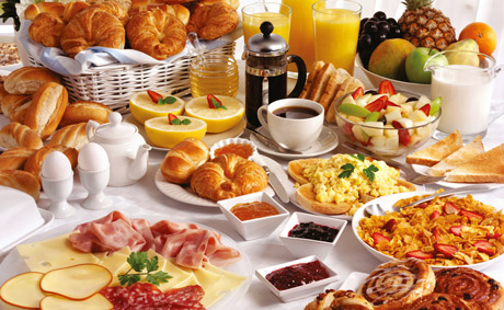 بهترین زمان مصرف صبحانه و شام چه زمانی است؟