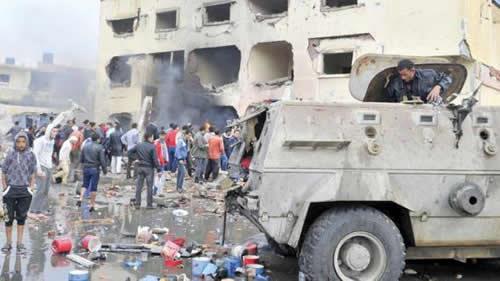 اسلحه داعش در سینا، مربوط به ایران که ازطرف افراط گرایان لیبی وسودان قاچاق می شود