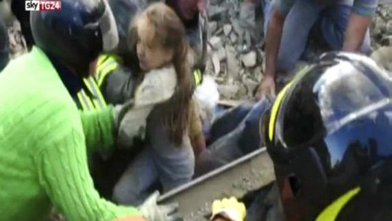 زلزله درایتالیا؛ حدود ۲۵۰ کشته به جای گذاشت